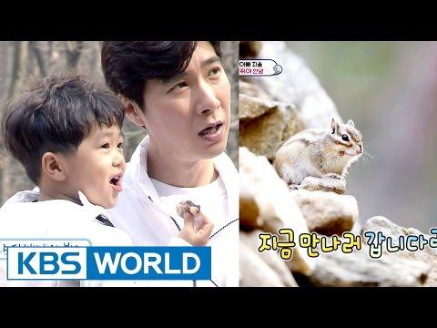 Seungjae's first climbing to meet...