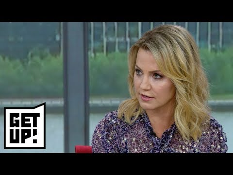 Michelle Beadle has a problem with Terrell Owens calling for Jason Garrett's job | Get Up! | ESPN