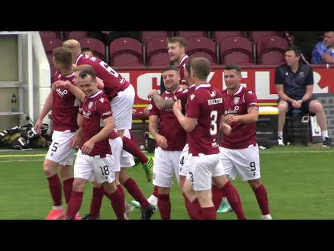 Arbroath St. Johnstone Goals And Highlights