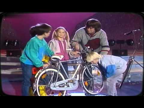 rolf zuckowski und seine freunde mein fahrrad 1987 youtube. Black Bedroom Furniture Sets. Home Design Ideas