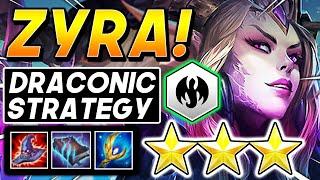 *ZYRA ⭐⭐⭐ STUN & BURN!* - TFT SET 5 BEST Ranked Comp I Teamfight Tactics Strategy Guide 11.12 Patch