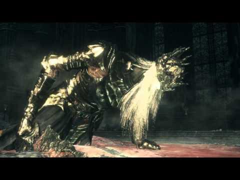 [Dark Souls 3] Лотрик и Лориан, братья-близнецы (Lothric, Younger Prince, Lorian, Elder Prince) NG-2