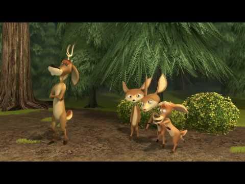 Охота 3 мультфильм