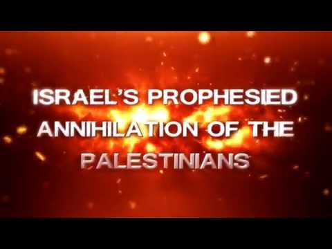 """""""Israel's Prophesied Annihilation of the Palestinians"""" -   DVD trailer"""