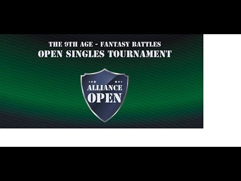 4 Nerds Review the T9A Alliance Open Lists