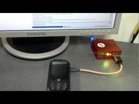 Unlock Alcatel OT-606 with SigmaKey