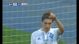 Динамо - Олександрія - 6:0 . Як кияни знищили суперника на Олімпійському