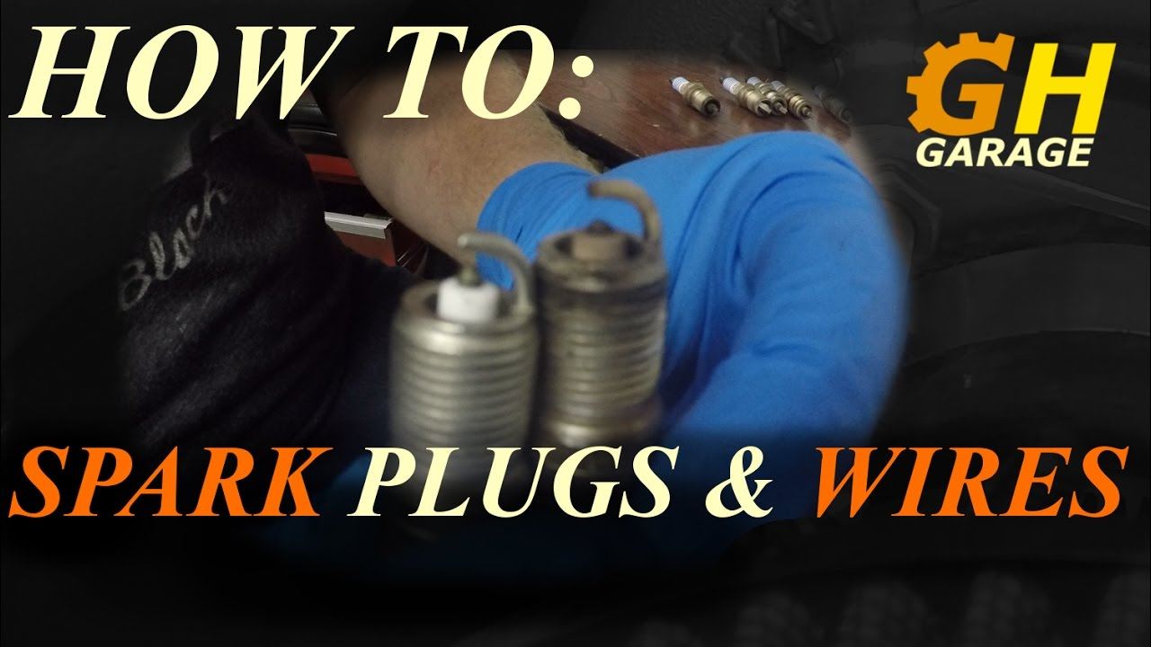 New Spark Plugs Wires Full Tutorial 2003 Ford Taurus Youtube 2005 Plug Wire Diagram