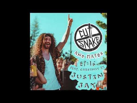 CUT SNAKE & MATES - Ep. 016 - JUSTIN JAY Guest Mix