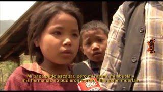 2015 en NAPA: ¿Cómo vivieron los niñ@s el Terremoto de Nepal?