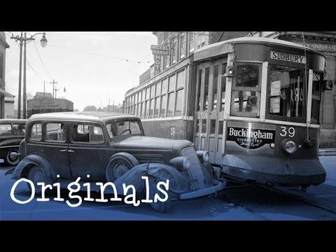 Throwback Thursday: Streetcars, Sudbury's first mass transit system
