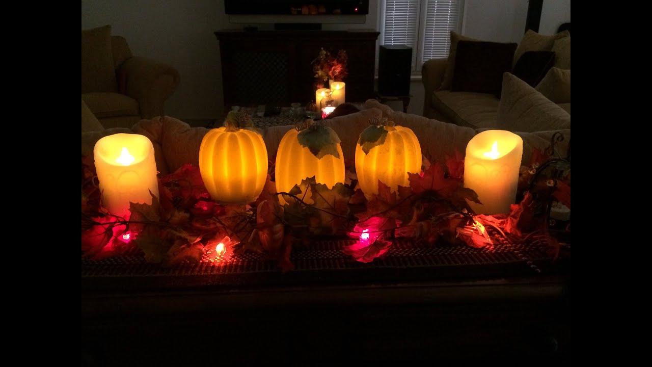 Fall Decorating Ideas 2014