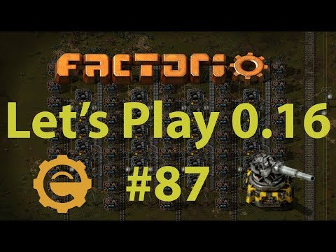 Factorio 0.16 Let's Play #87 - Red circuit expansion
