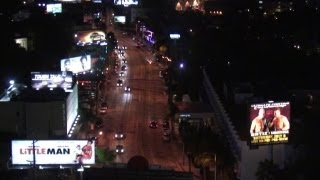 Sunset Strip, West Hollywood California
