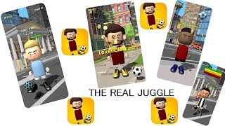The Real Juggle - Flawless - 35 Levels Gameplay