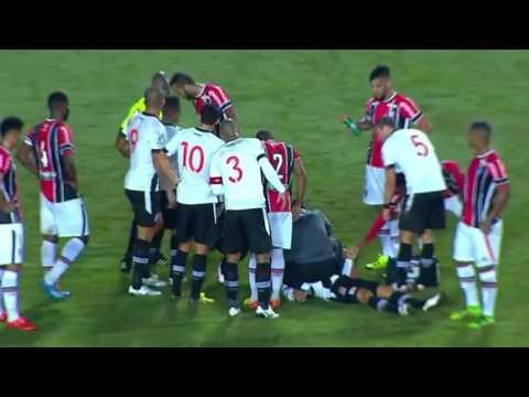 Joinville 0 x 2 Vasco, Melhores Momentos - Gols Brasileirão 2016