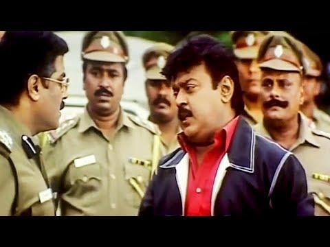 Vijayakanth Super Hit Action Scenes # Vanjinathan Movie Scenes # Tamil Movie Scenes # Super Scenes