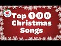 Gambar cover Top 100 Christmas Songs and Carols Playlist with Lyrics 2020 🎅