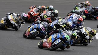 Moto GP Funny Accident