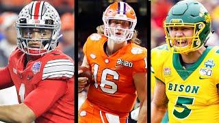 Breaking Down the Top 3 Quarterbacks in College Football
