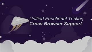 Unified Functional Testing Cross Browser Support