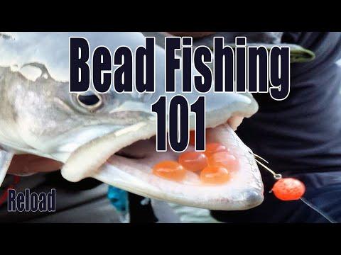 Bead Fishing 101 - How To Mend When Nymphing