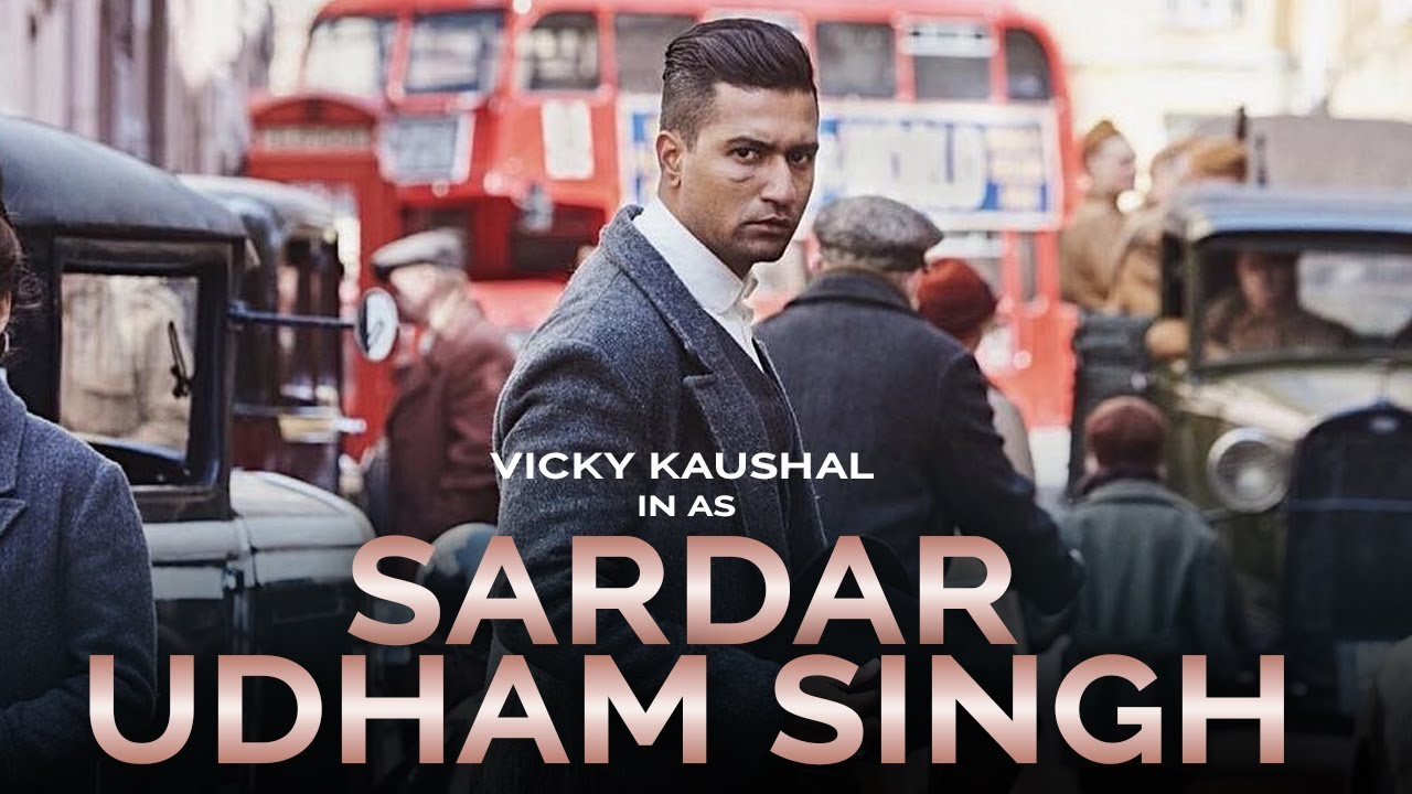 Image result for Sardar Udham Singh 2020 movie