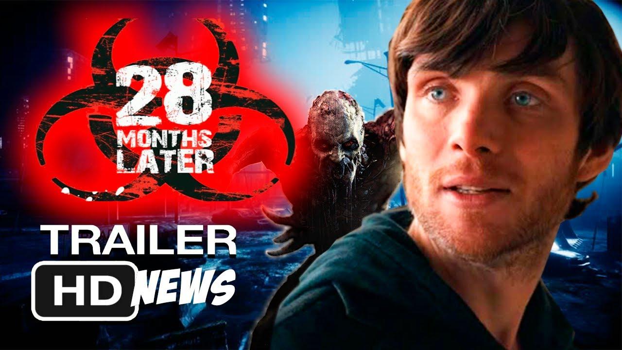 28 Meses Despues Exterminio 3 Trailer News 2021 Hd Cillian Murphy Fox Movie Zombie Youtube