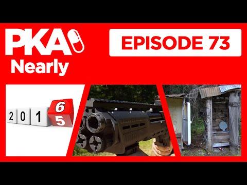 PKN 73 - Best PKN of 2016 - Humiliating Poop Stories, Kyle's Shotgun, and more