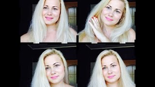 видео Желатиновый шампунь для объема волос