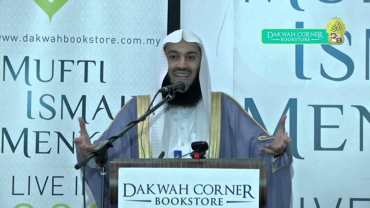 The Beauty of Islam by Mufti Ismail Menk
