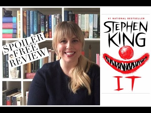 IT by Stephen King | Book Review (Spoiler Free)