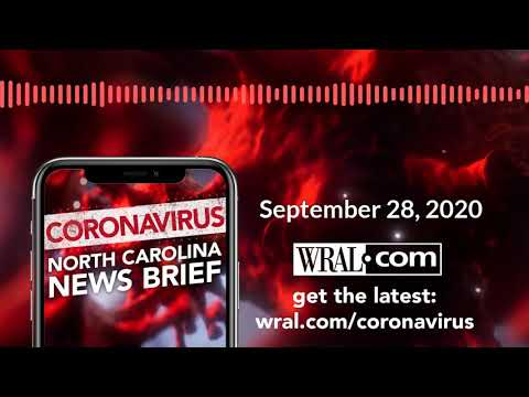 Coronavirus: NC News Brief - September 28th, 2020