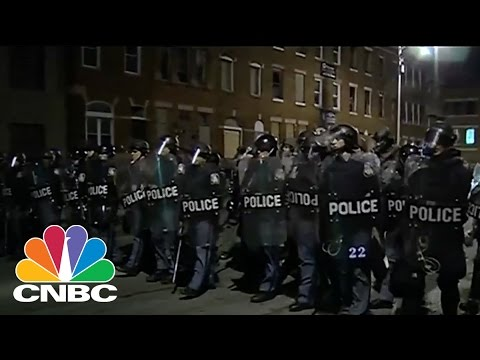 Baltimore Declares State Of Emergency | CNBC