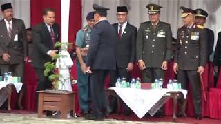 Pimpin Upacara HBI Ke-69, Kakanwil Jawa Tengah Sampaikan Apresiasi & Pesan Menkumham
