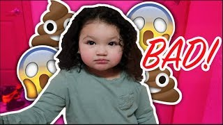 YOU WONT BELIEVE WHAT OUR BABY DID!!!