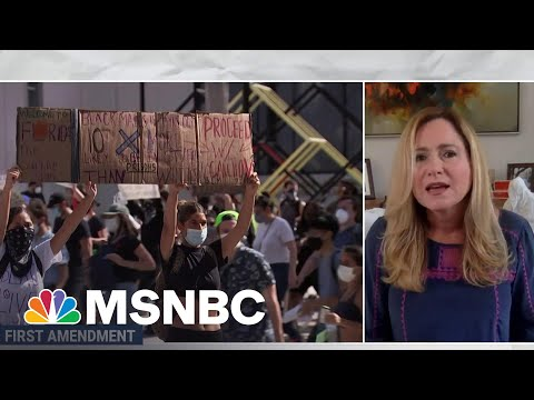 Republican States Are Clamping Down On Your Right to Protest   MSNBC