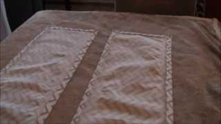Pin-tober 2nd - Marcus's Crib Bedskirt!