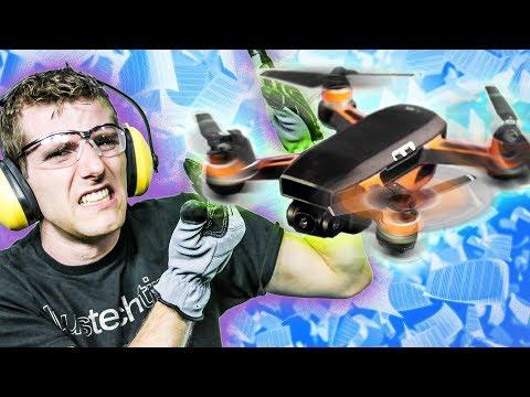 DJI's 'fun-sized' drone.. isn't that fun...