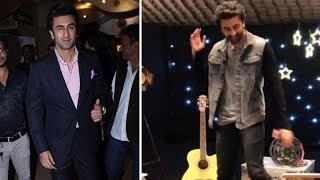 Ranbir Kapoor Grooves To Chaiyya Chaiyya Song | Sanju Movie Special 2018