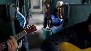 Cherokee Bill ve vlaku
