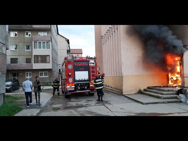 Medias: Incendiu la Cinema Mediensis