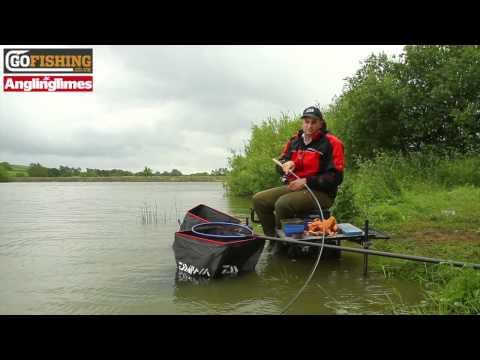 Steve Ringer's Skills School - Big water bomb fishing at Boddington