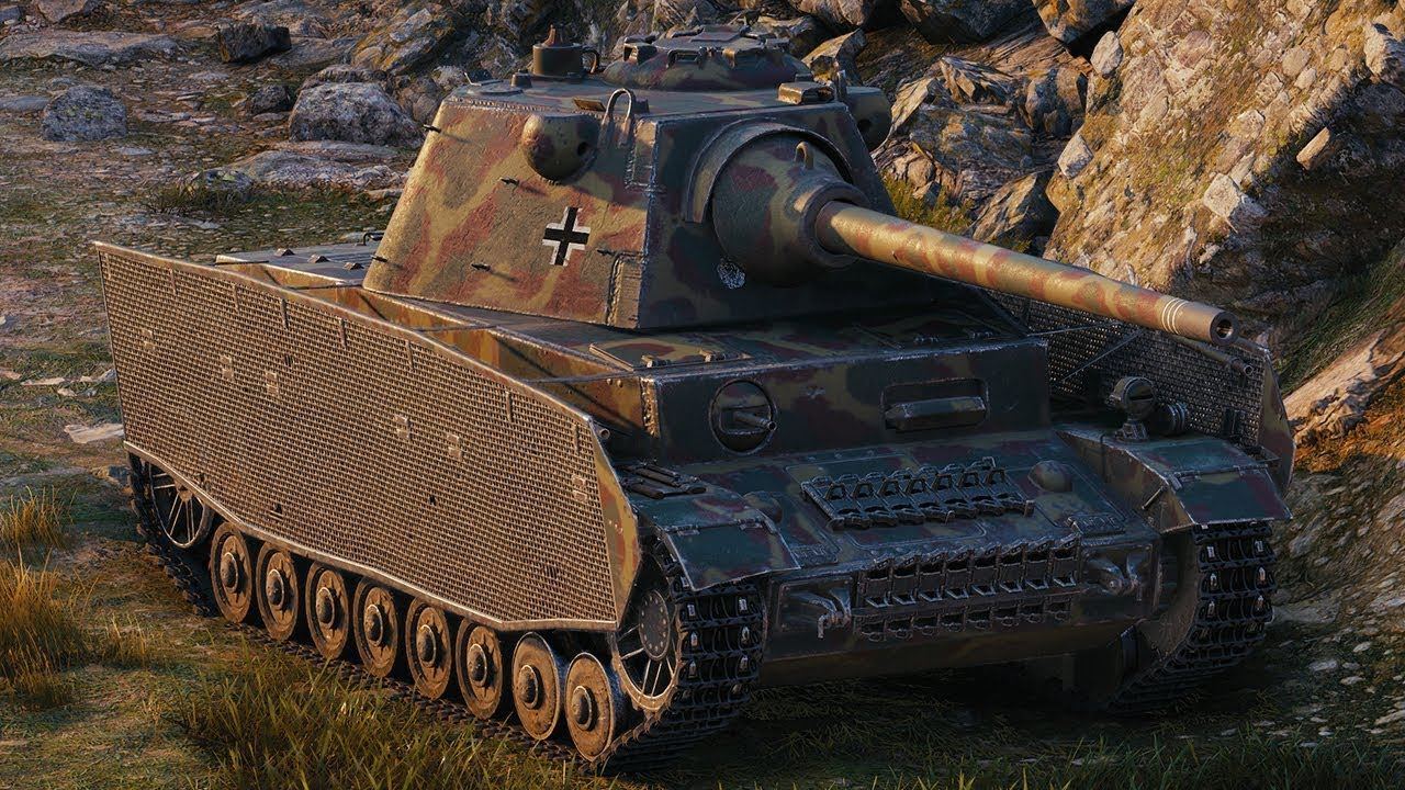 World of Tanks Premium Panzer Matchmaking