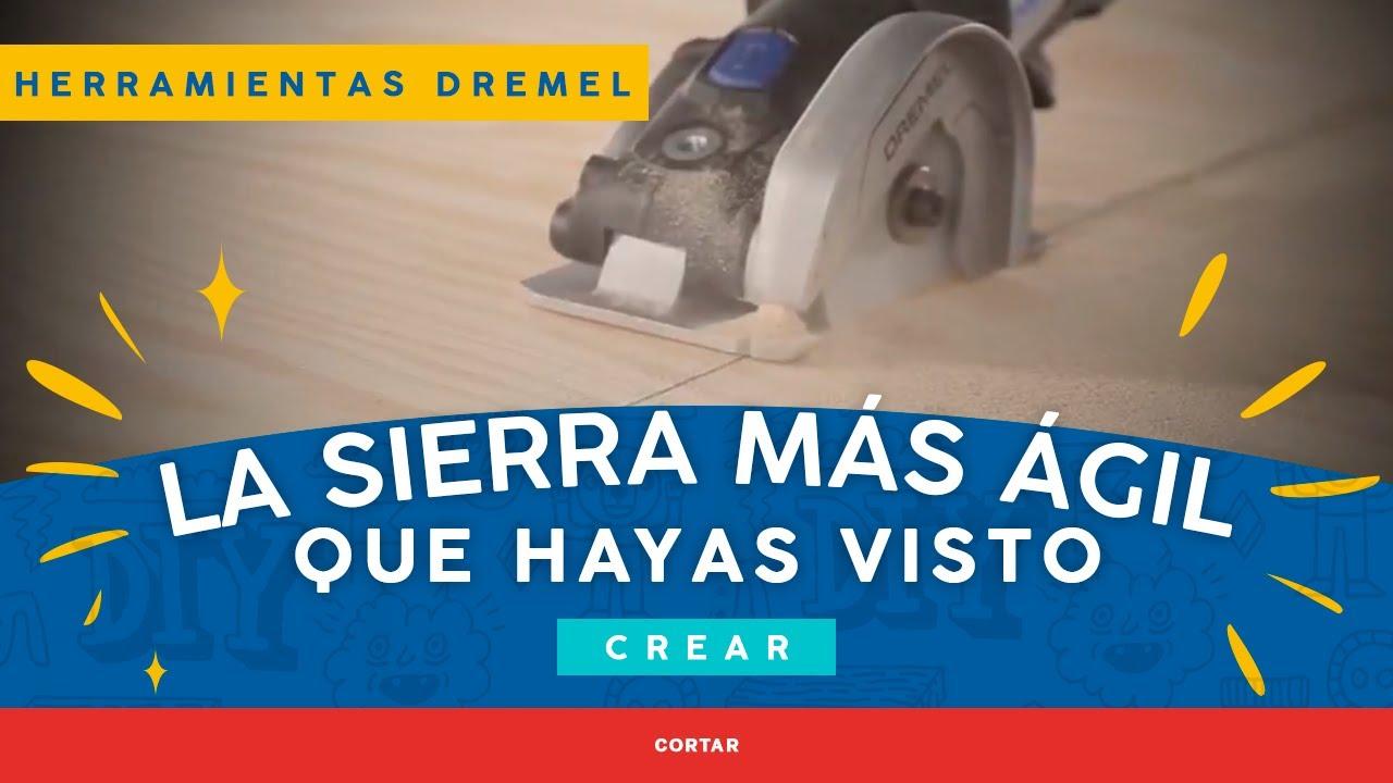 Dremel Ultra-Saw Sierra | Minisierra Circular
