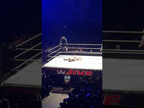 Rusev vs jeff hardy us championship match finish