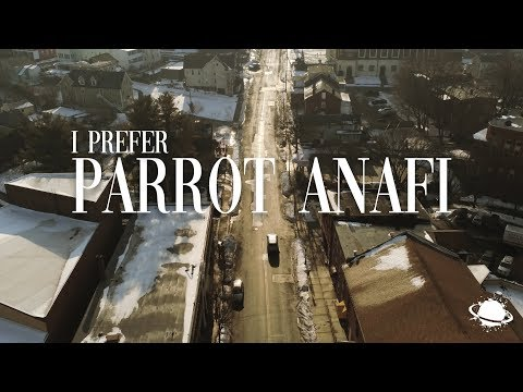 The Parrot Anafi is a better buy than the Mavic Air
