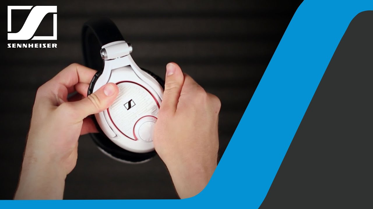 2ce5e1a7be4 How to exchange GAME ONE or GAME ZERO ear pads I Sennheiser - YouTube