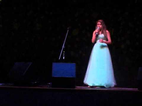 Bella Rosa Only Hope Northern Az Got Talent age 12