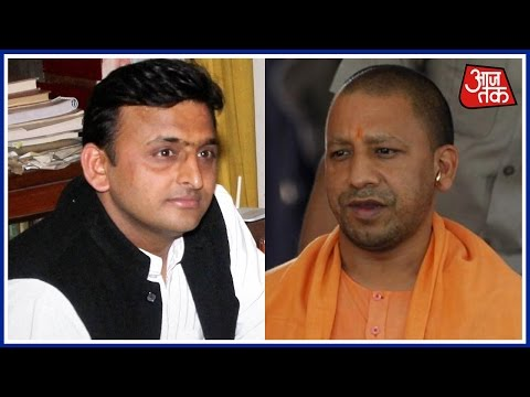 Thumbnail: Akhilesh Yadav Attacks On Yogi Adityanath Government
